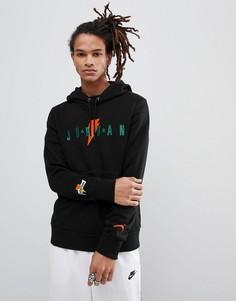 Черный худи Nike Jordan Like Mike AJ1175-010 - Черный