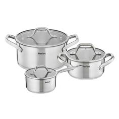 Набор посуды (нержавейка) Tefal