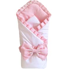 Одеяло на выписку Арго «Сирень» розовый Argo