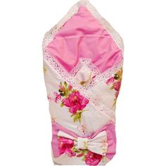 Одеяло на выписку Арго «Малина» розовый Argo