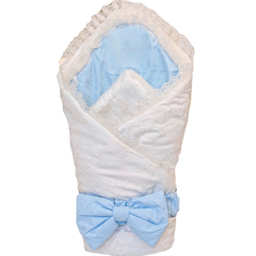 Одеяло меховое Арго «Royal Jacquard» голубое Argo