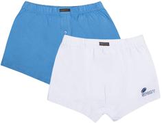 Трусы для мальчика Barkito «Сновидения» 2 шт., голубые, белые