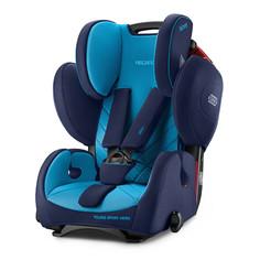Автокресло Recaro Young Sport Hero Xenon Blue 6203.21504.66