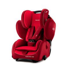 Автокресло Recaro Young Sport Hero Indy Red 6203.21505.66