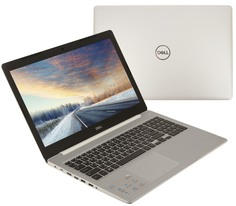 Ноутбук Dell Inspiron 5570 5570-5281 (Intel Core i3-6006U 2.0 GHz/4096Mb/256Gb SSD/DVD-RW/AMD Radeon 530 2048Mb/Wi-Fi/Cam/15.6/1920x1080/Windows 10 64-bit)