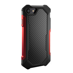 Аксессуар Чехол Element Case Sector для APPLE iPhone 8 / 7 Black-Red EMT-322-133DZ-29