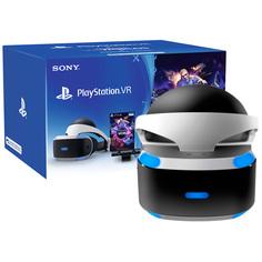 Шлем виртуальной реальности Sony PlayStation VR CUH-ZVR1 + Камера v2 + VR Worlds для PlayStation 4