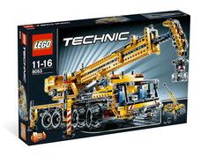 Конструктор Lego Mobile Crane 8053