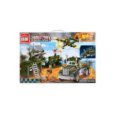Конструктор Enlighten Brick CombatZones 1713 Военная техника 687 дет. 233227