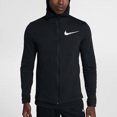 Мужская баскетбольная худи с молнией во всю длину Nike Dry Hyper Elite Showtime