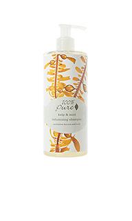 Шампунь kelp and mint - 100% Pure