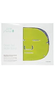 Маска для лица green tea water bomb - 100% Pure
