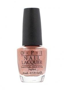 "Лак для ногтей O.P.I OPI тон № NLV27 ""Worth a Pretty Penne"", 15 мл"