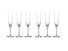 """Набор бокалов для шампанского """"Enigma"""" Mateo"""