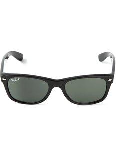 солнцезащитные очки в прямоугольной оправе Ray-Ban