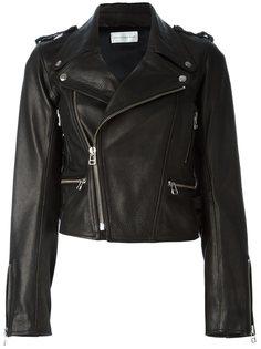 байкерская куртка мешковатого кроя Faith Connexion