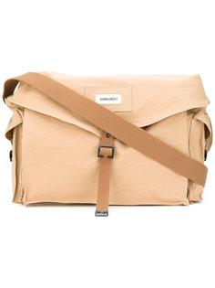 дорожная сумка в стиле милитари Dsquared2