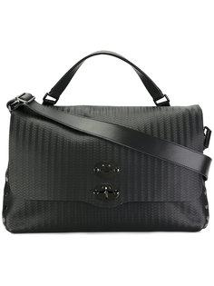 фактурная сумка на плечо Zanellato