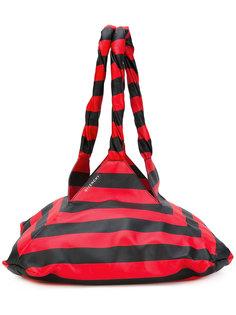 сумка на плечо в полоску Givenchy