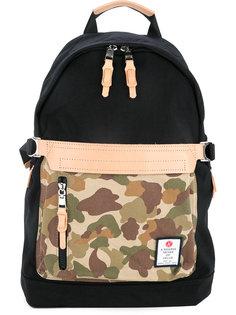 рюкзак с контрастной вставкой As2ov