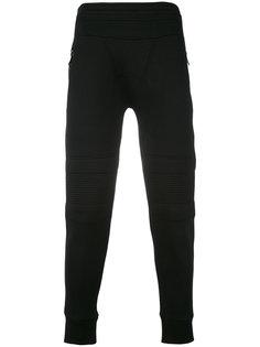 спортивные штаны с манжетами Neil Barrett