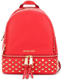 рюкзак Rhea с отделкой заклепками Michael Michael Kors