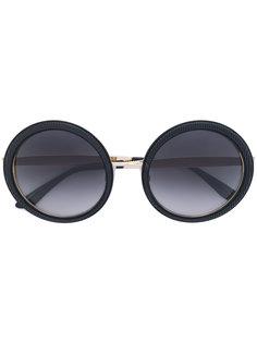 солнцезащитные очки с круглой оправой Dolce & Gabbana Eyewear
