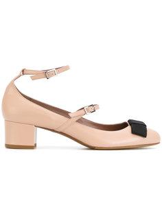 туфли с ремешками и бантами Tabitha Simmons