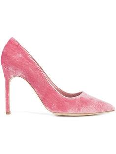 туфли-лодочки на каблуке Manolo Blahnik