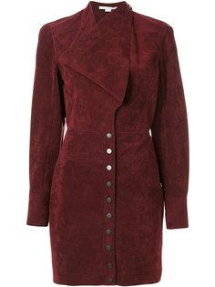 мини-платье с застежкой на пуговицы Stella McCartney