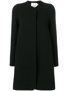 классическое пальто на пуговице  Goat