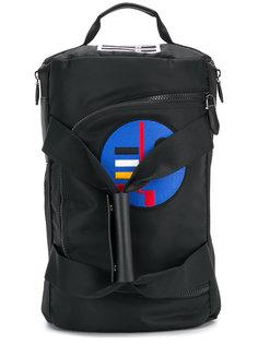 рюкзак с заплаткой с абстрактным принтом Givenchy