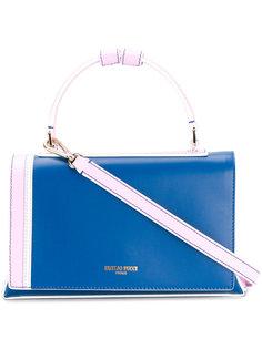 сумка на плечо дизайна колор-блок Emilio Pucci