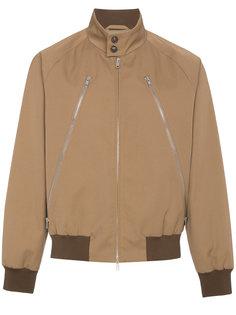 куртка с карманами на молнии Cavalry Maison Margiela