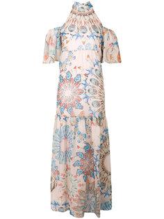 платье Quartz с принтом Temperley London
