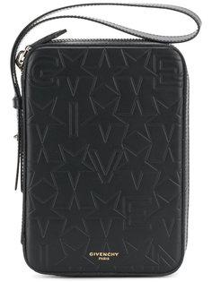 сумка с тисненым звездным узором  Givenchy