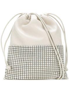 мини-сумка-мешок Ryan с кристаллами Alexander Wang
