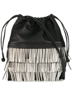 мини-сумка-мешок Ryan с бахромой Alexander Wang