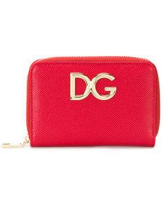кошелек на круговой молнии Dolce & Gabbana