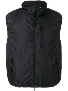 дутая куртка без рукавов  Aspesi