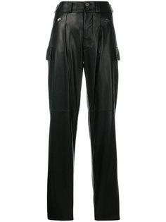 брюки с завышенной талией Tom Ford