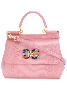 сумка Jewelled Sicily Dolce & Gabbana