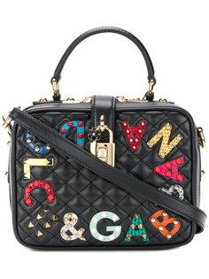 мини сумка-тоут Dolce Soft Dolce & Gabbana