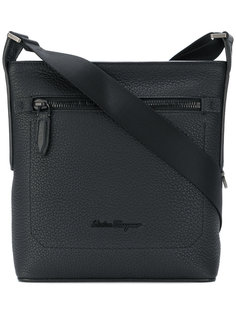 сумка-мешок с вышитым логотипом Salvatore Ferragamo