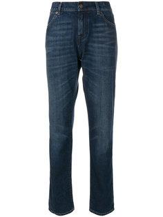джинсы бойфренда с потертой отделкой Tom Ford