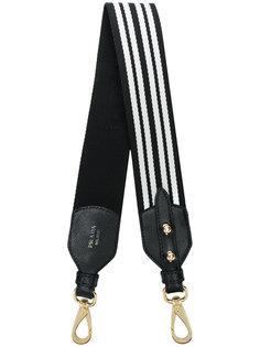 полосатая лямка для сумки Prada