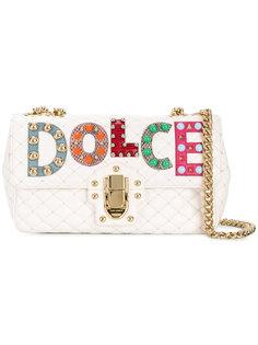 стеганая сумка на плечо Lucia  Dolce & Gabbana