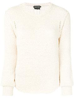 свитер с круглым вырезом Tom Ford