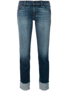 """укороченные джинсы с эффектом """"варенки"""" J Brand"""