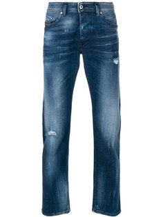 джинсы прямого кроя Belther  Diesel